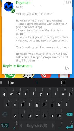 NiLS Lock Screen Notifications 1.7.554 screenshot 642260