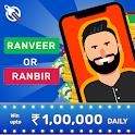 TopQuiz -Play Quiz & Lottery | Win Money via Paytm icon