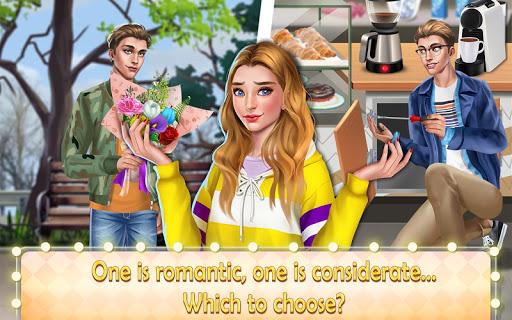 Collège Love Story ❤Crush sur Twins! Jeux de fille  captures d'écran 5