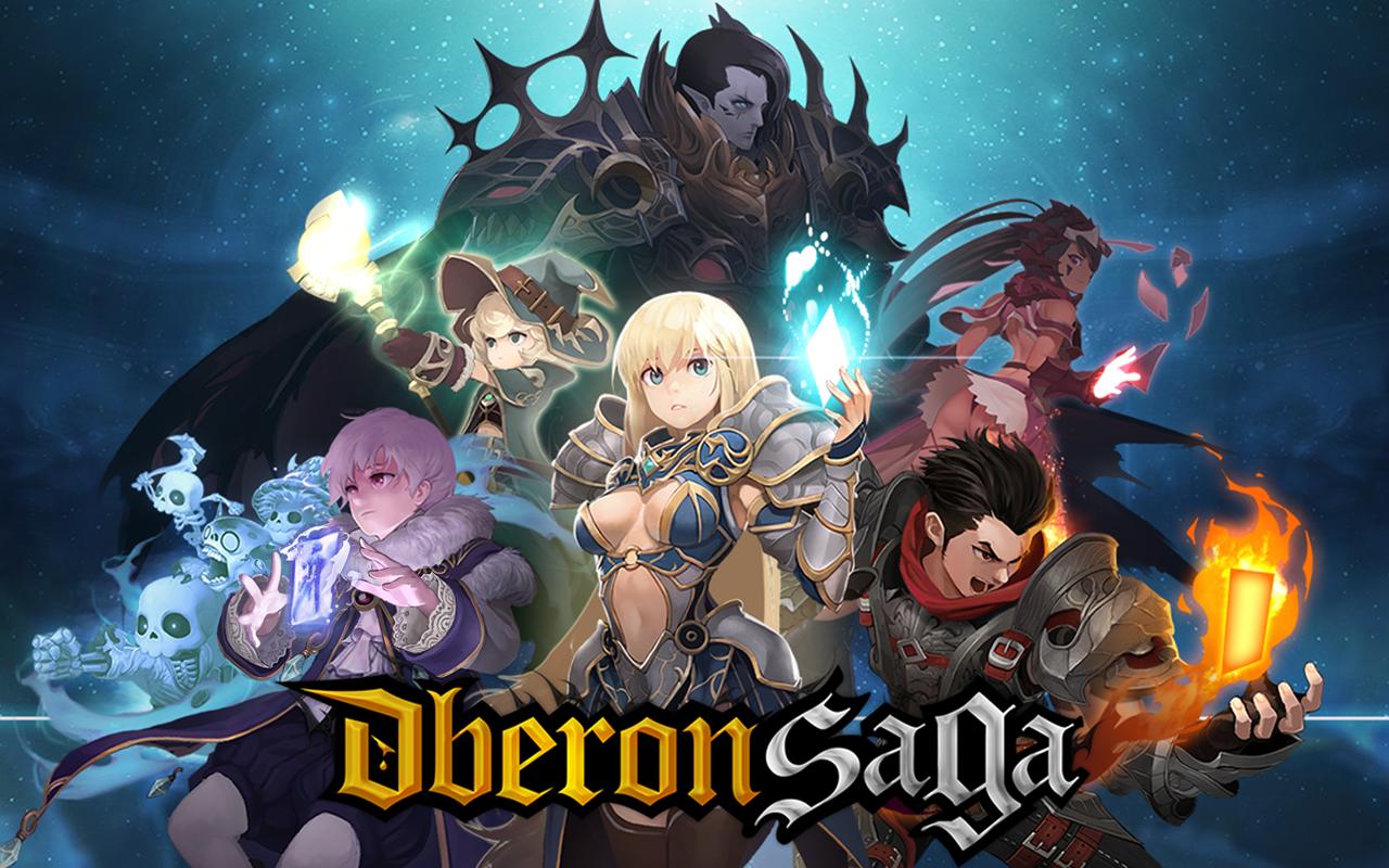 OberonSaga- screenshot