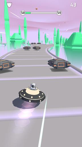 Bob's Cloud Race: Casual low poly game 1.014.00 screenshots 4