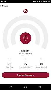 alladin Nettest- screenshot thumbnail