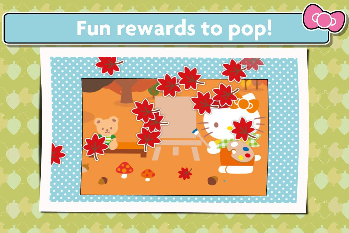 Uncategorized Games Puzzle Hello Kitty hello kitty jigsaw puzzles games for kids android apps on screenshot
