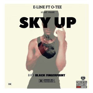 Cover Art for song Sky up