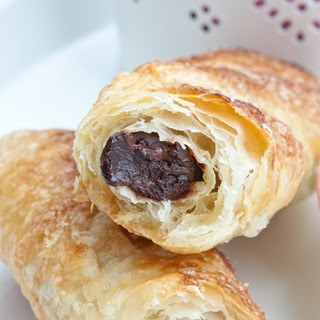 Flaky & Crispy Breakfast Chocolate Sticks.