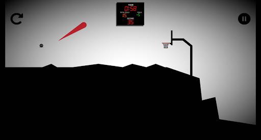 Infinite Basketball Free screenshot 1