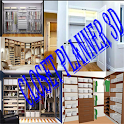 closet planner 3d icon