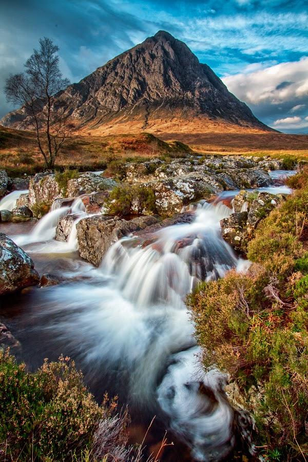 by David Jones - Landscapes Mountains & Hills