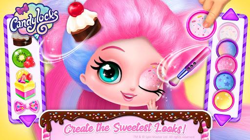 Candylocks Hair Salon - Style Cotton Candy Hair  Wallpaper 5