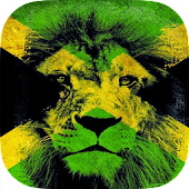 Flag Jamaica Wallpaper