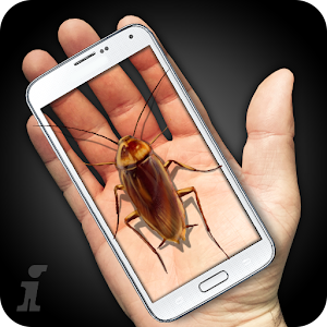 Cockroach Hand Funny Joke for PC and MAC