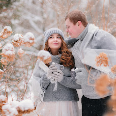Wedding photographer Natalya Cimbal (Natalyana). Photo of 18.02.2018