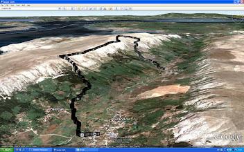 Photo: GPS 3D PRIKAZ