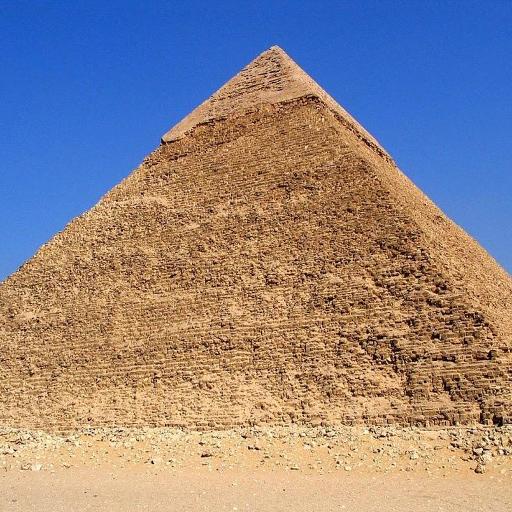 Pyramid Of Khufu Jigsaw Puzzle