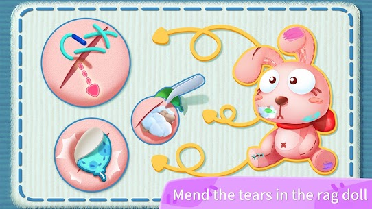Little Panda Toy Repair Master 9