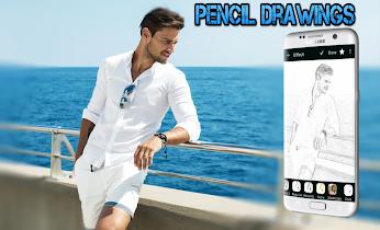 photo editor-pro pencil sketch - screenshot thumbnail 02