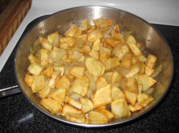 Potatoes And Onions Recipe