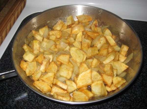 Potatoes And Onions Recipe