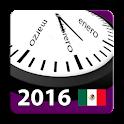 Calendario 2016 México