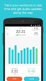 Runkeeper - GPS Track Run Walk screenshot 01