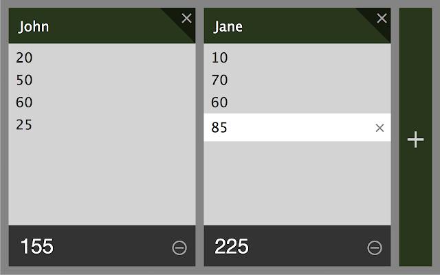 scorekeeper - chrome web store, Powerpoint templates