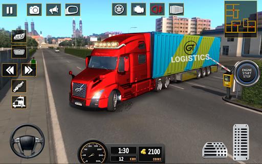 Truck Parking 2020: Prado Parking Simulator filehippodl screenshot 8
