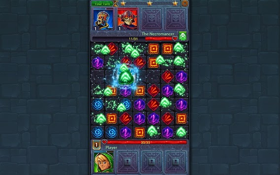 Heroes and Puzzles