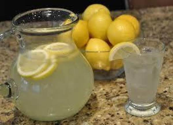 Mama's Summertime Lemonade Recipe