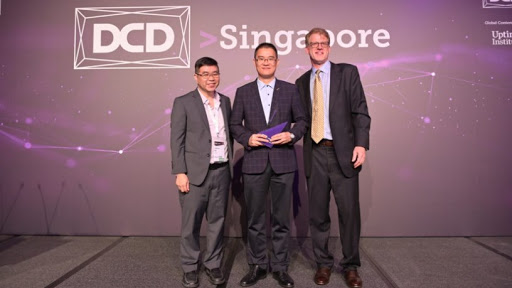 ZTE wins the Data Center Construction Team of the Year award from DataCenterDynamics.