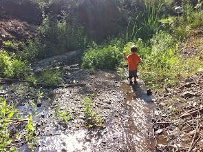 Photo: Finn Exploring