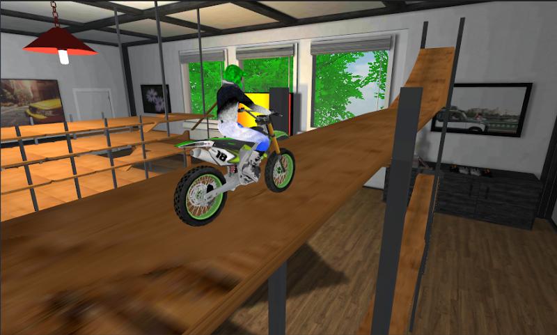 Скриншот Bike Race Simulator 3D