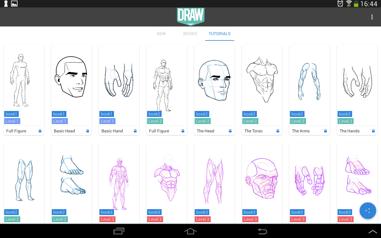 Learn How to Draw- screenshot