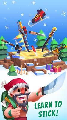 Flippy Knife - screenshot