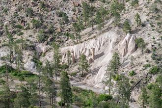 Photo: Hoodoos in Pueblo Canyon