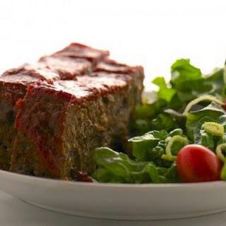 Homemade Vegan Meatloaf