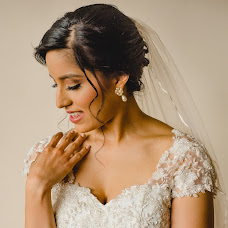Wedding photographer Daniel Sierralta (sierraltafoto). Photo of 03.12.2018