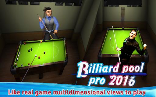 Pro Pool Billiard 2016