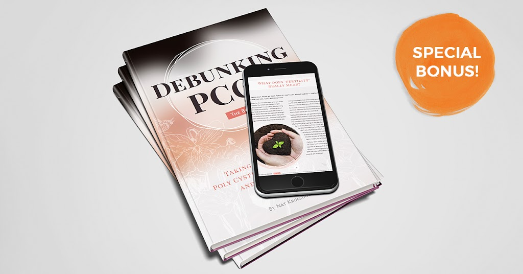 Debunking PCOS ebook