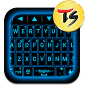 Neon(Blue) for TS Keyboard
