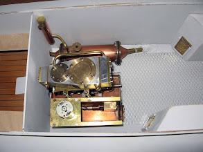 Photo: bi double détente et en bas pompe alimentaire actionnée par un moteur électrique