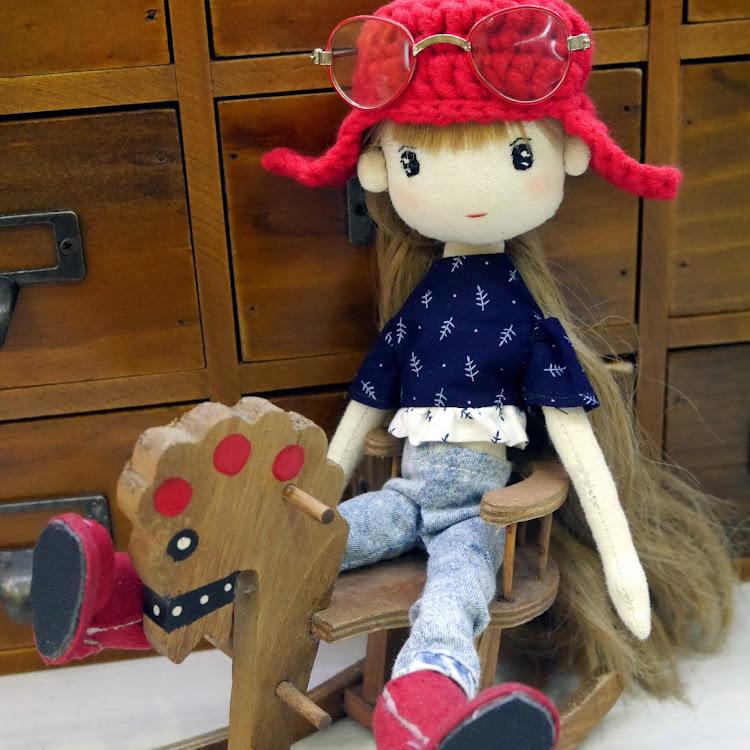 Handmade Doll- Emma