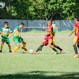 move it! by Empty Deebee - Sports & Fitness Soccer/Association football ( davao city, football, soccer )