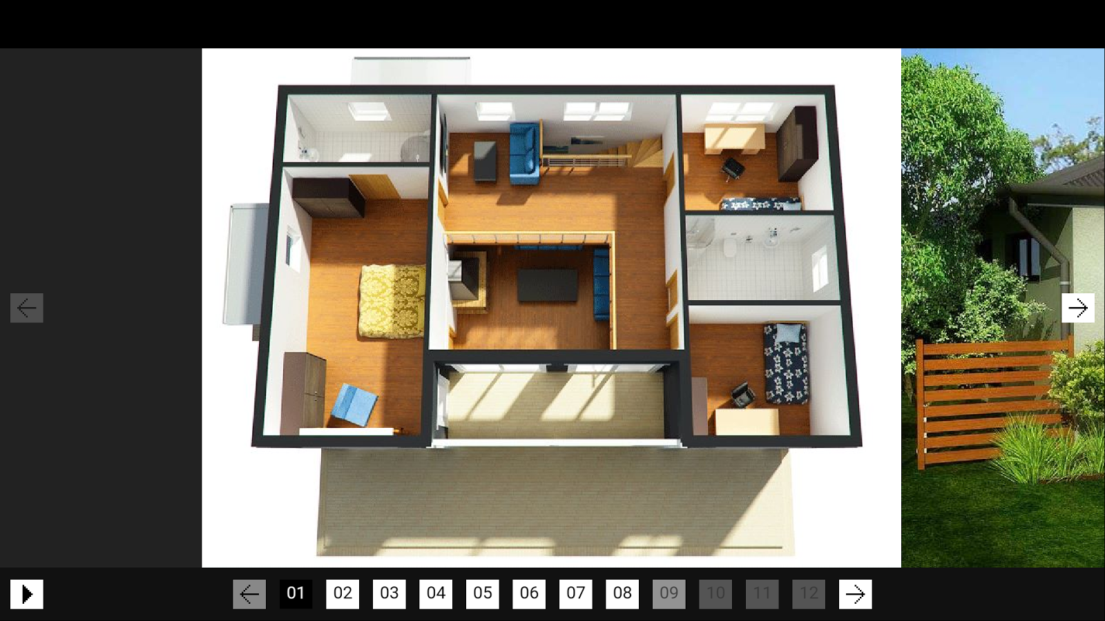 3d model home android apps on google play 3d model home screenshot malvernweather Images