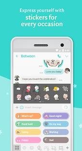 Between - Private Couples App Screenshot