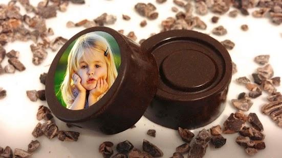 Chocolate Photo Frame - náhled