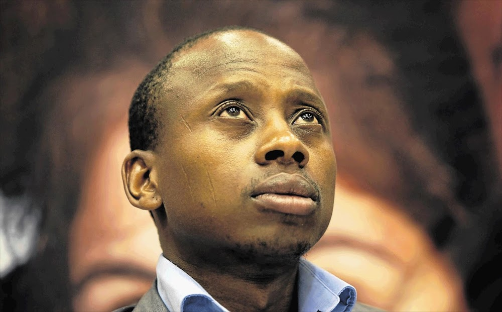 Andile Lungisa guilty of assault with 'glass water jug'