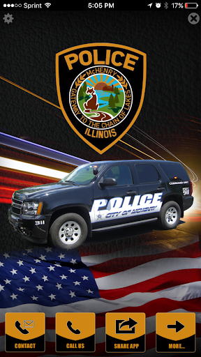McHenry Police Department