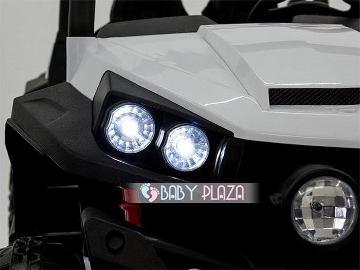 Siêu xe ô tô điện trẻ em S2588 10