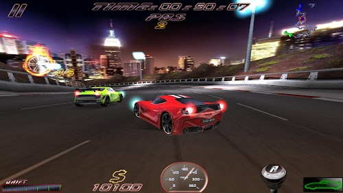 Screenshot 3 Speed Racing Ultimate Varies with device APK hack