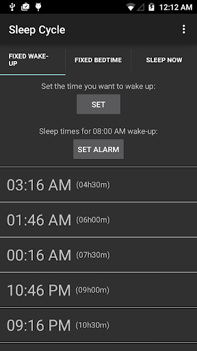 Sleep Cycle 1.3.8 screenshots 1